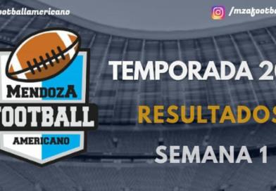 Comienza el Football en Mendoza