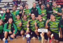 Judiciales Campeón de la CADC Liga Nacional de Cestoball Masculino