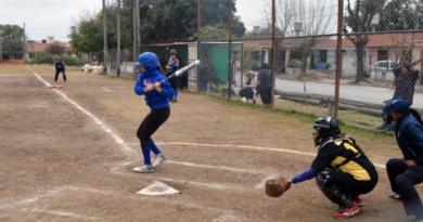Final Torneo Softbol Femenino