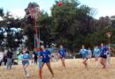 Primer torneo de Beach Cestoball