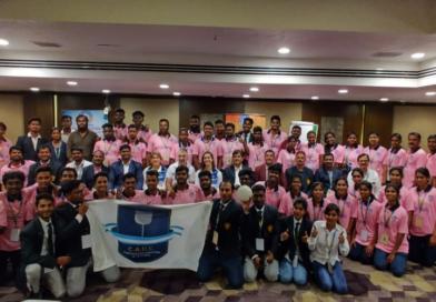 El Cestoball, deporte argentino, se afianza en India