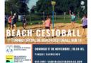 1° Torneo Oficial de Beach Cestoball Categoría Sub 14 en Parque Sarmiento