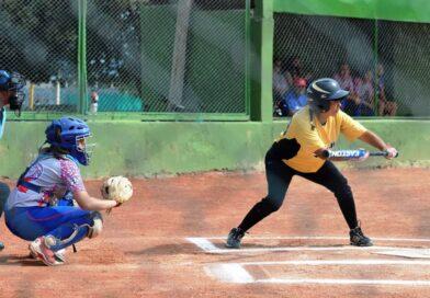 Semifinales de Softbol Femenino en Salta