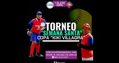 Torneo Nacional de Softbol Femenino en Cachorros