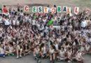 Con la participación de 40 equipos se desarrolló en Embalse el Intermini de Cestoball